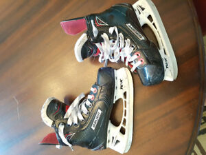 Bauer X1 youth skates. Size 11.5