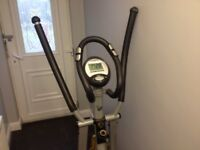 Olympus sport cross trainer , like the gym type