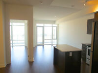 Square One Limelight 1 bedroom + Den condo for rent