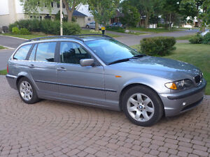 2004 BMW 3-Series 325i Wagon
