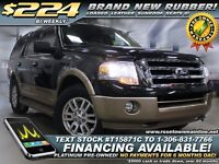 2011 Ford Expedition XLT MP3 | Bluetooth | Seats 8