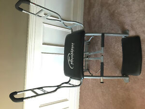 Pilates Chair with DVDs-Malibu Pilates