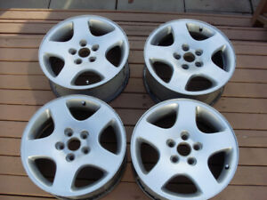 Audi or VW Rims 16x7