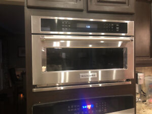 Kitchen Aid Convection Microwave Oven