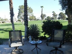 MOBILE HOME FOR SALE -  located on golf course in Palm Springs
