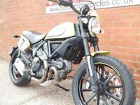 DUCATI FLAT TRACK PRO SCRAMBLER RETRO MOTORCYCLE