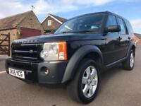 2005 55 LAND ROVER DISCOVERY 3 2.7 TDV6 HSE 5DR AUTOMATIC