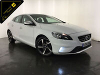 2014 VOLVO V40 R-DESIGN D2 DIESEL 1 OWNER SERVICE HISTORY FINANCE PX WELCOME