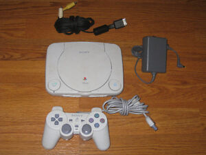 PS1 Playstation One System Working