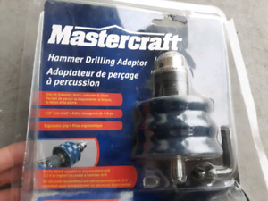 Hammerdrill adapter