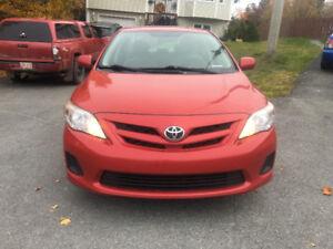 2011 Toyota Corolla CE Sedan price drop $6000 ONO
