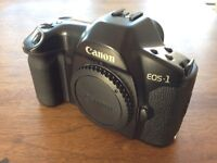 Boitier Canon Eos 1 body comme neuf like new
