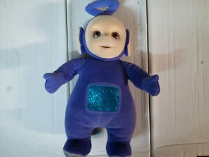 Eden 1998 Teletubbies Purple Tinky Winky Plush  $15