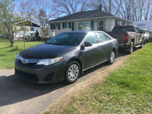 2012 Toyota Camry - Dealer Maintained & Extended Warranty