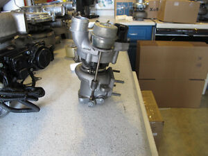 Rebuilt Mini Cooper Turbocharger