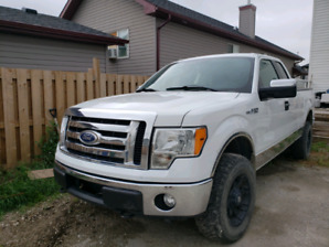 Ford 150 4×4 truck