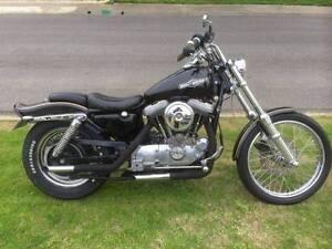 Harley Davidson 1995 XLH1200 Sportster West Richmond West Torrens Area Preview