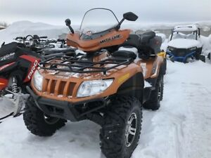 Arctic Cat 550 EFI H1 TRV LIMITED  TOURISME 2011