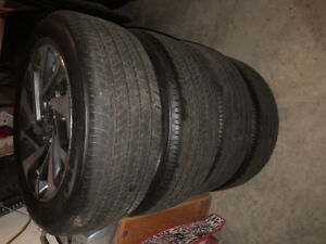 Honda Civic Rims Brand New OEM
