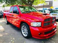 2004 Dodge RAM 8.3 SRT-10 Quad Crewcab Pickup 4dr