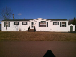3 bedroom Mini Home in Pine Tree Village, Moncton av. Nov 1 '17