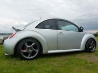 VW beetle turbo (2002)