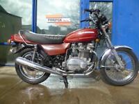 Classic Kawasaki KZ750 Z750 B1 Twin