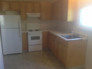 Spacious 3 bedroom apartment in the south end of Peace River