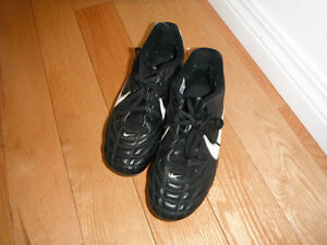 Nike Soccer Cleats Size 2