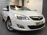 Vauxhall Astra 1.4 I VVT 16v Active 5dr! STUNNING WHITE! 1 OWNER!