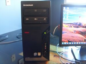 IBM ThinkCentre 6088-AD6 Dual Core PC! (RAM- 4 GIGS)