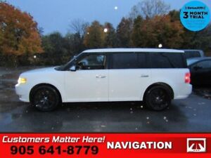 2010 Ford Flex Limited  AWD NAV ROOF LEATH PWR-GATE HS P/SEATS