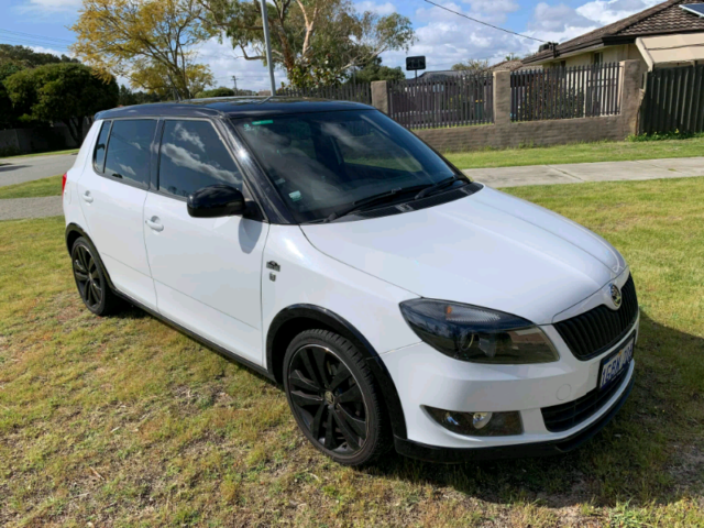 Skoda Fabia Monte Carlo 2014 apple carplay great condition