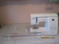 Janome 6260 Quilter's Companion Sewing Machine