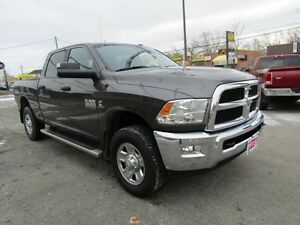 2015 Ram 3500 SLT   4X4! DIESEL! 6.5' BOX! PARKING SENSORS!