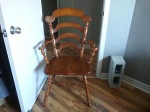 Chaise à vendre