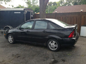 2000 Ford Focus SE Sedan As is