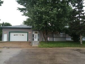 upgraded home on 2 lots is  move in ready