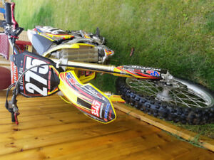 SUZUKI RMZ 250 and CRF230F for sale