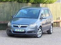 Vauxhall/Opel Zafira 1.8i 16v auto 2003MY Comfort