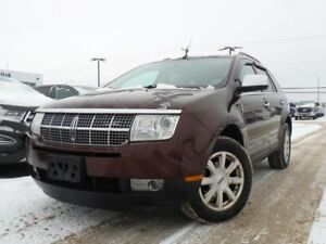 """2010 Lincoln MKX BASE 3.5L V6 AWD """"AS IS"""" LEATHER"""