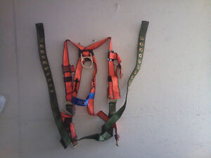 Fall and Protection Equipment