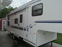 1999 Terry 5th Wheel Trailer