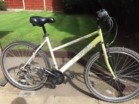 ladies decathlon rockrider vitamin mountain bike hardly used