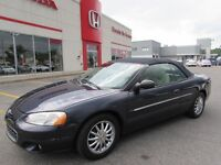 Chrysler Sebring 2dr Convertible Limited 2003