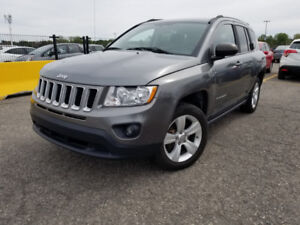 2011 JEEP COMPASS 4X4 NO Rust 8 Tires + Hitch