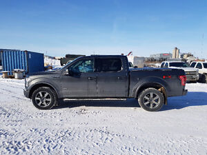 2015 Ford F-150 SuperCrew Lariat - FX4 Off Road Package - Loaded