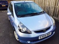 2004 HONDA JAZZ 1.3 PETROL MANUAL 1 OWNER FROM NEW 12 STAMP F/S/H VGC
