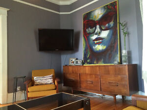 furnished ndg apartment 6 month sublease Dec. to June