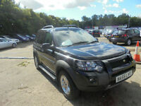 2006 Land Rover Freelander 2.0Td4 Adventurer DIESEL